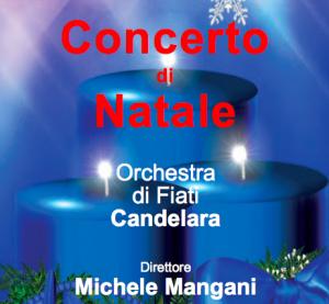 Concerto di Natale orchestra Fiati di Candelara