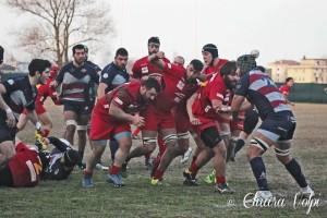 Pesaro Rugby in azione (Foto Chiara Volpi)