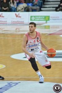 Marco Ceron (Foto Baioni)