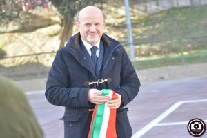 Il sindaco Ucchielli