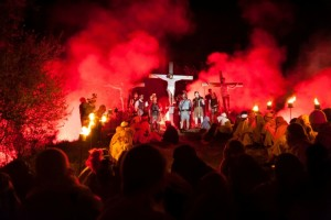 PASSIO Crocifissione