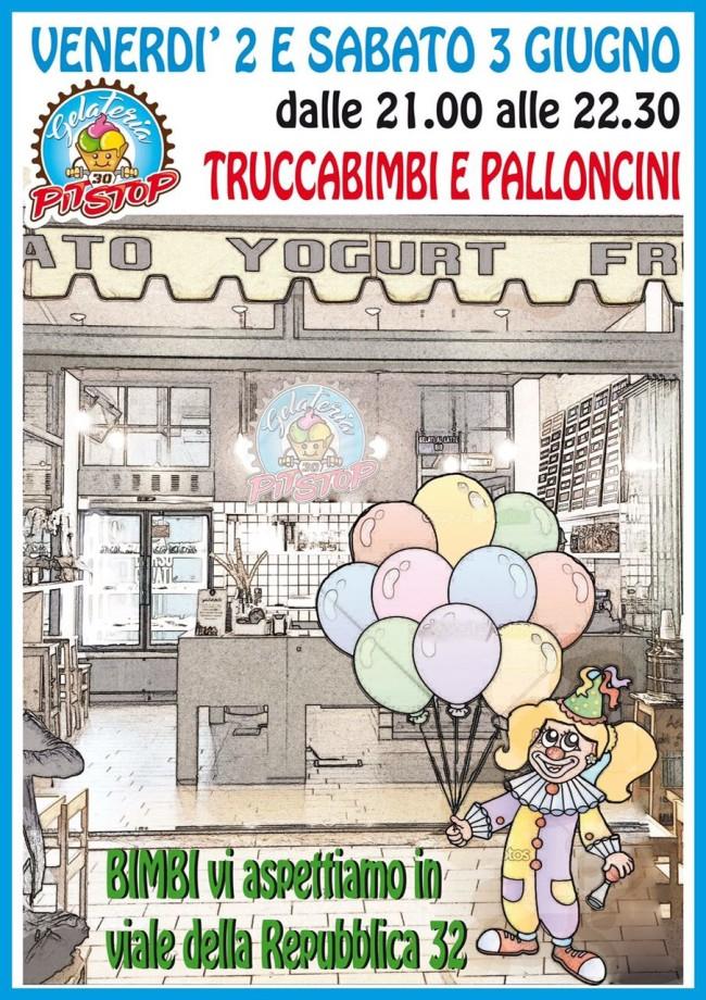 Truccabimbi e palloncini