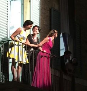 Concerti dal balcone di casa Rossini
