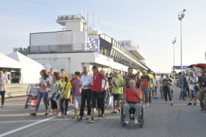 pit walk solidale 2016