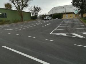 Parcheggio palaCampanara