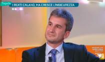 Francesco Baldelli a Tagadà