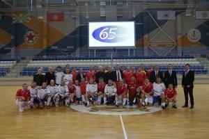 Moreno Bordoni con la Dinamo Minsk