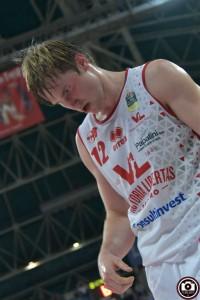 Eric Mika (Foto Filippo Baioni)