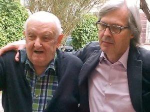 Giuseppe e Vittorio Sgarbi