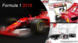 Come potrebbe essere la Ferrari 2018