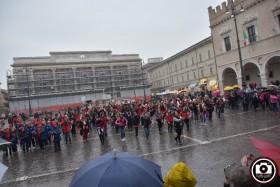 Flash Mob di Sabato pomeriggio in piazza del popolo 00006