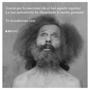 """Il ricordo della Karman di Luigi Fedrighelli, per tutti """"Pluto"""""""
