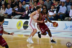 L'Umana Venezia all'Adriatic Arena (Foto Filippo Baioni)