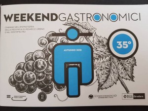 weekend gastronomici