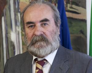 Il presidente della provincia di Pesaro e Urbino Giuseppe Paolini