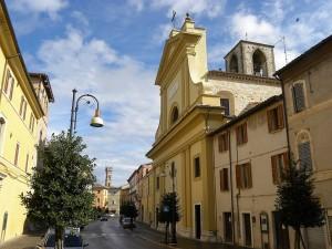 Il Duomo di Pergola