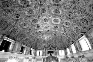 La sinagoga di via delle Scuole (Foto Luigi Angelucci)