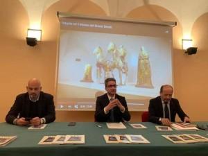 Gabriele Bonci, Francesco Baldelli e Amerigo Varotti