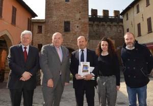 Amerigo Varotti a Gradara per Itinerario della Bellezza 2019