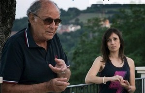 Sara Bracci e Guglielmo Anzilotti