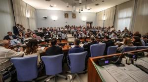 La prima riunione del nuovo Consiglio Comunale di Pesaro