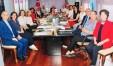 Il gruppo di lavoro internazionale a Ankara
