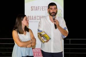 Mattia Marcantoni e Anna Bracci