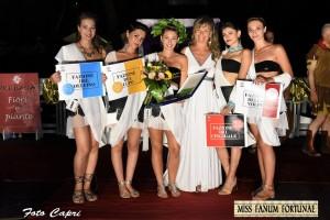 L'edizione 2018 di Miss Fanum Fortunae