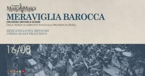 Meraviglia Barocca Musica & Musica 2019