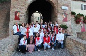 L'associazione culturale Focara per Dante a Fiorenzuola