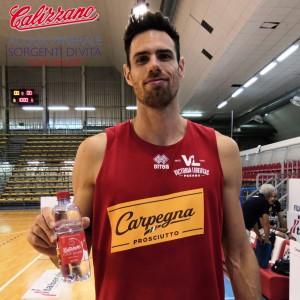 Calizzano Acqua Ufficiale Carpegna Prosciutto Basket Pesaro 20192020