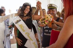 L'abruzzese Paola Sorgi Miss Over 2018