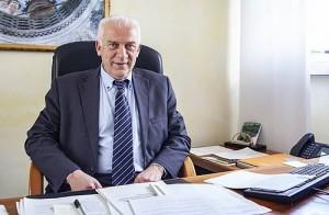 Michele Cancellieri, segretario generale della Provincia