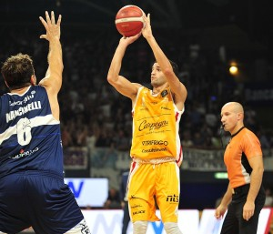 Mussini career high a Sassari