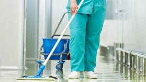ospedale pulizie