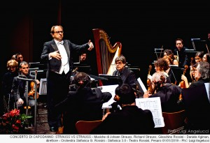 Il concerto di Capodanno 2019 (Foto Luigi Angelucci)
