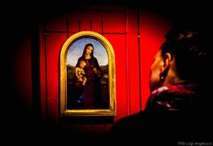 Da Raffaello. Raffaellino del Colle. Mostra a Urbino (Foto Luigi Angelucci)