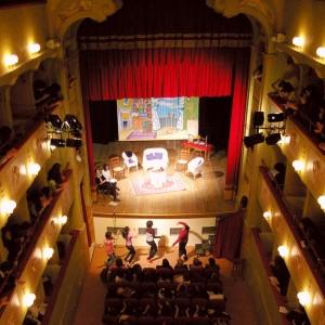 Teatro Angel Dal Foco di Pergola