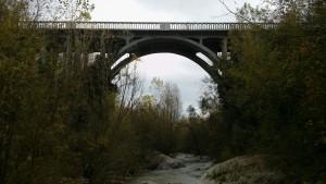 Ponte Amelia sul fiume Conca