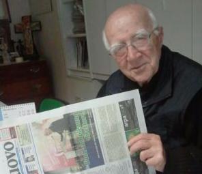 Don Raffaele Mazzoli (foto tratta da Il Nuovo Amico)