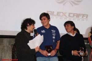 Diego Di Fabio e Alex Caffi
