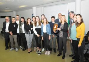 La premiazione dei vincitori del concorso 2019