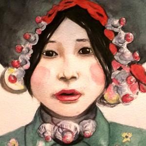 Alice Annibali - Lhasa Woman