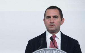 Il Ministro Vincenzo Spadafora