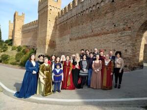 Assedio al Castello foto Biancani