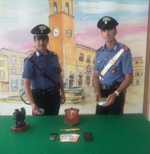 Foto arresto CC Fano