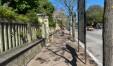 Viale Trieste ha la Bicipolitana, ma si pedala sul marciapiede