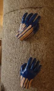 Mani di Mario Naccarato