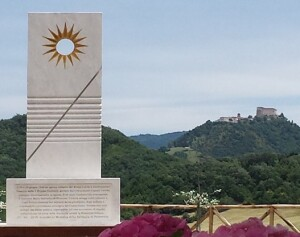 Monumento in ricordo della battaglia di Paravento