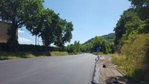 asfalti anas 1 strada provinciale